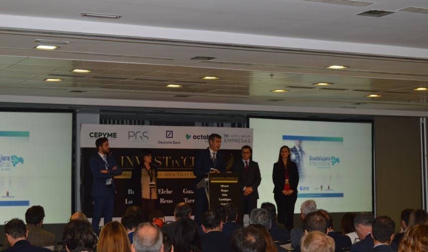 Guadalajara, una de las ciudades más atractivas para la inversión en la cumbre de &#x201CInvest in Cities&#x201D