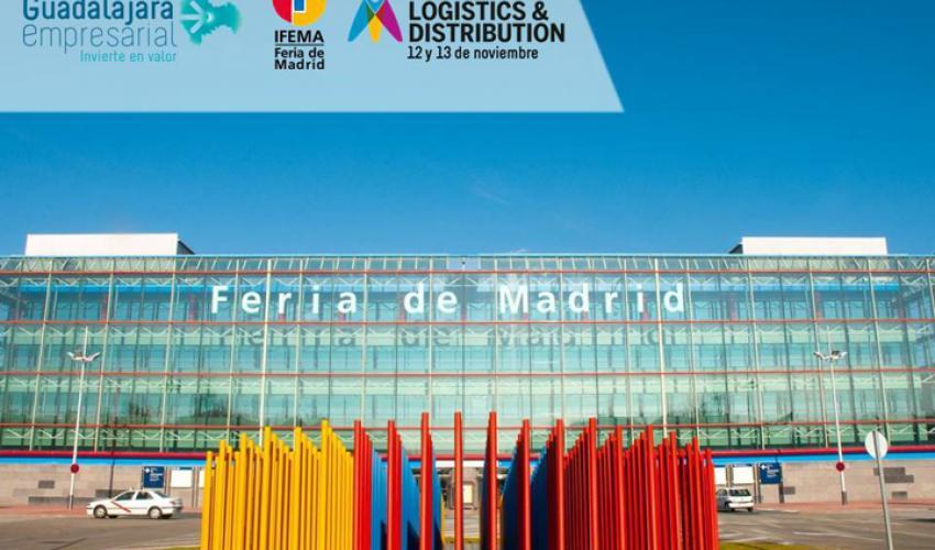Guadalajara Empresarial estará presente en la feria Logistics & Distribution