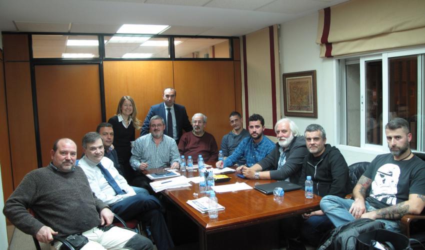 Firmado el preacuerdo del convenio colectivo del sector del metal de Guadalajara