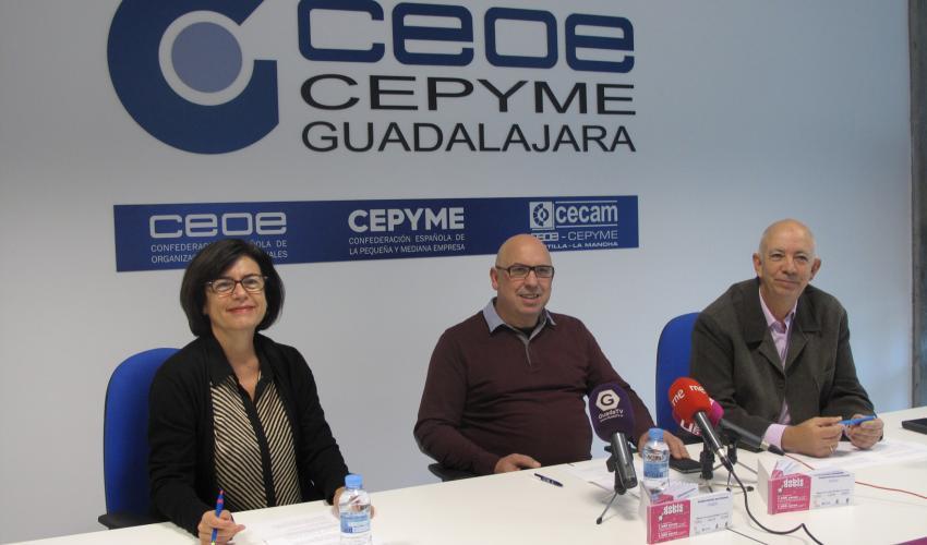 FEDECO presenta su doble, doble de navidad con el objetivo de dinamizar el comercio de toda la provincia