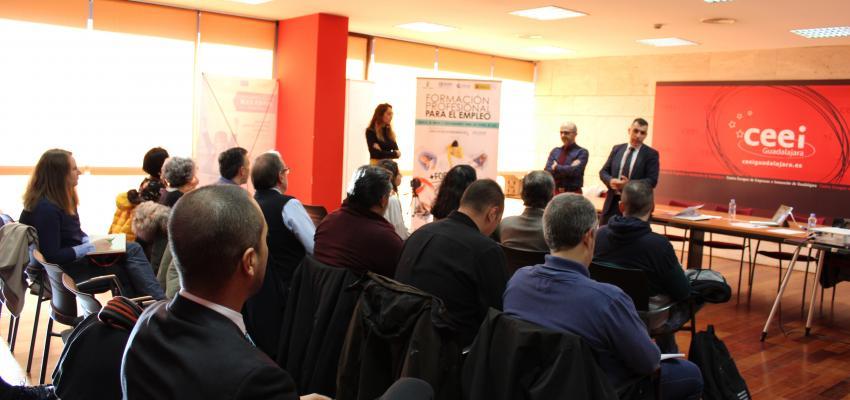 Una quincena de empresarios se reúnen para continuar en la búsqueda de nuevas sinergias