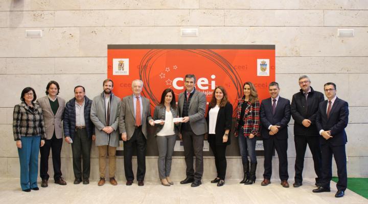 El CEEI de Guadalajara celebra su patronato para analizando sus buenos resultados de 2018