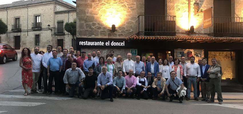 30 medios especializados en turismo siguen los pasos del Cid en la provincia de Guadalajara