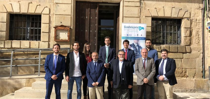 Un grupo de inversores se interesa por Molina de Aragón