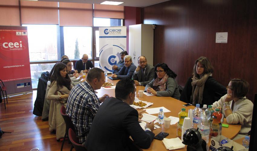 Arrancan las reuniones de GuadaNetWork de 2018 con el objetivo de seguir fomentando sinergias y negocio para los empresarios