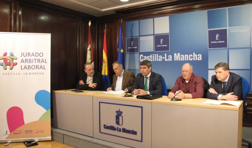 Guadalajara es la provincia de Castilla-La Mancha donde más se recurre al Jurado Arbitral para resolver conflictos laborale