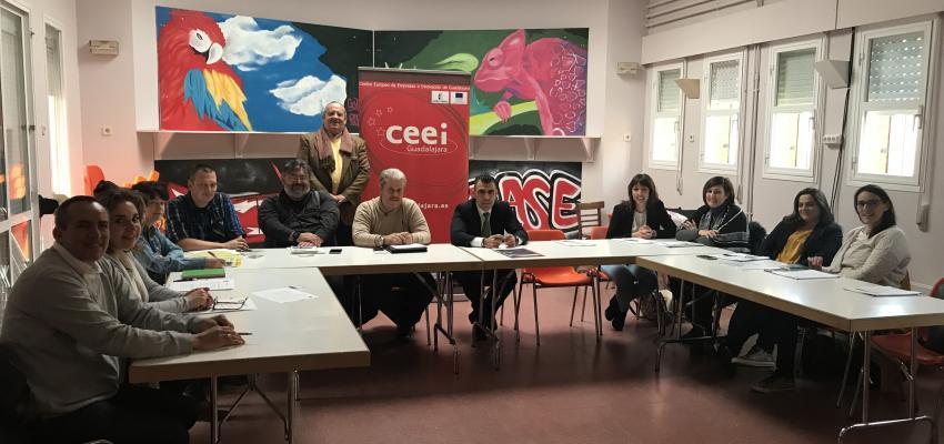 El Casar acoge el segundo encuentro de GuadaNetWork de 2018