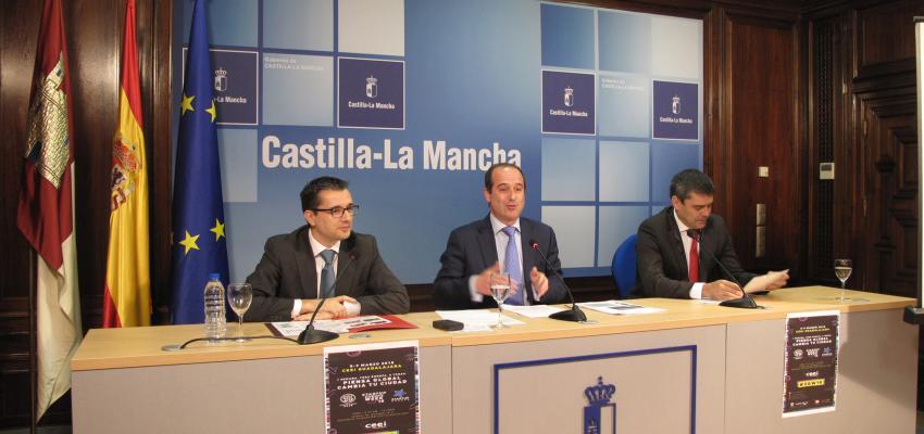 El CEEI de Guadalajara presenta la Semana del Emprendimiento, en la que participarán emprendedores y escolares de la provincia