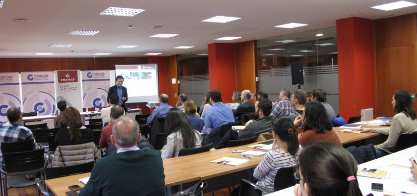CEOE-CEPYME Guadalajara realiza, junto con Fremap, una jornada sobre los útiles de elevación de cargas