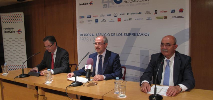 CEOE-CEPYME Guadalajara presenta el concurso de fotografía empresarial con motivo de su 40º aniversario