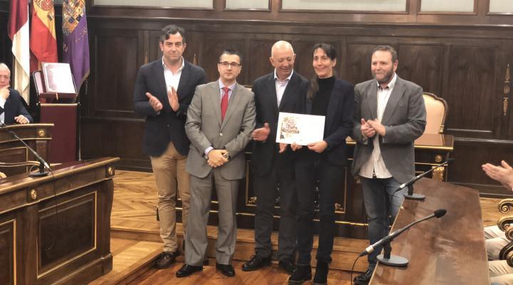 Entregados los premios del concurso de la 17º ruta de la tapa en primavera 2018-Viaje a la Alcarria