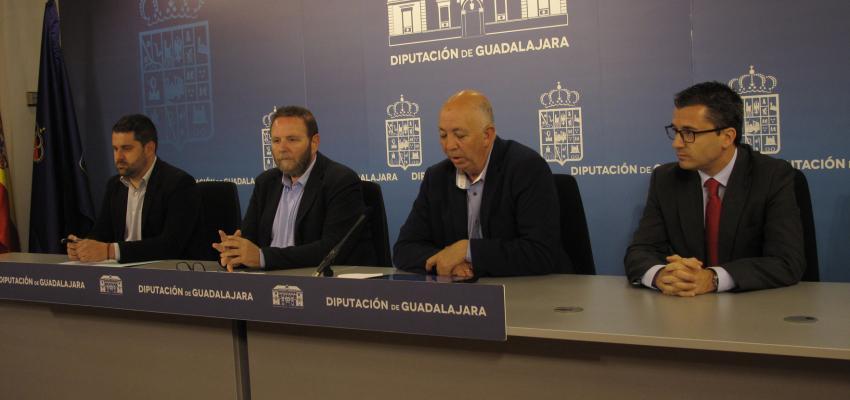 La Diputación y CEOE-CEPYME organizan un viaje con medios de comunicación de toda España para promocionar el Camino del Cid y el Románico Rural