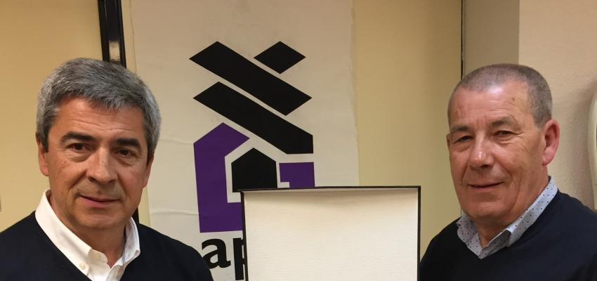 Emilio Díaz, nuevo presidente de la Asociación Provincial de Empresarios de la Construcción de Guadalajara (APEC)