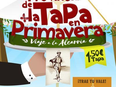 Del 13 al 15 de abril, nueva oportunidad para disfrutar de la ruta de la tapa-Viaje a Alcarria
