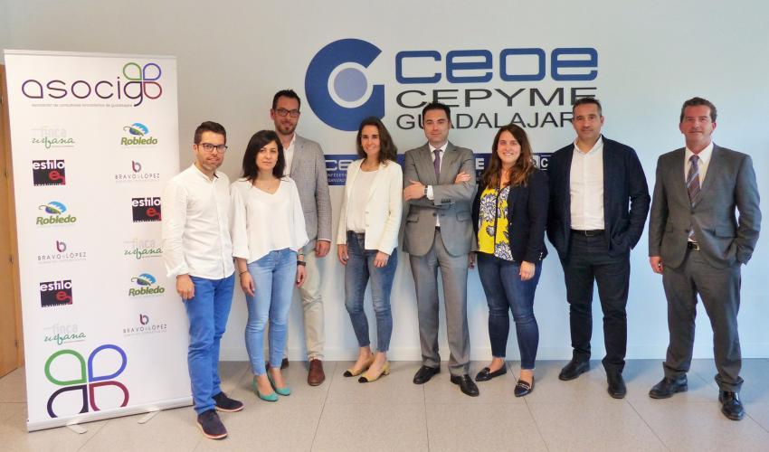 ASOCIG, la asociación de los consultores inmobiliarios de Guadalajara