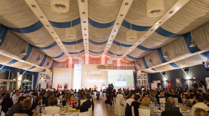 CEOE-CEPYME Guadalajara celebra con gran éxito su entrega de los premios Excelencia Empresarial 2018