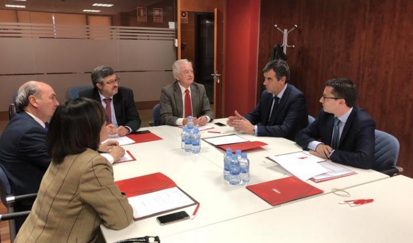 El CEEI de Guadalajara celebra su patronato para analizar las actividades realizadas durante 2017