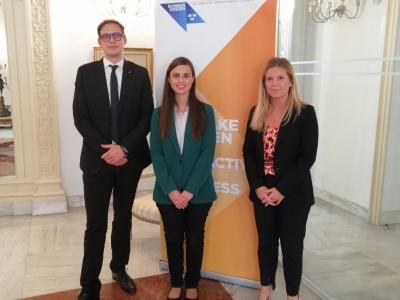 'Guadalajara Empresarial' sigue generando sinergias empresariales con embajadas