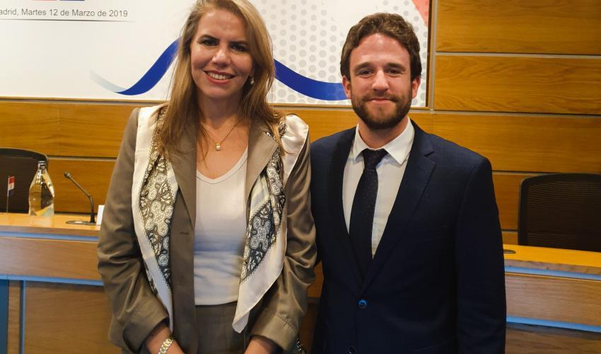 &#x2018Guadalajara Empresarial&#x2019 presente en un encuentro con la ministra de Industria y Comercio de Paraguay, Liz Cramer