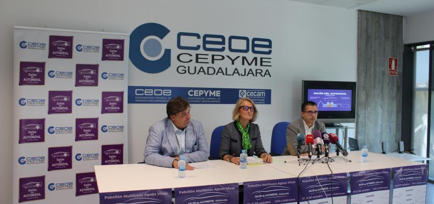 24 marcas participan en el XII Salón del Automóvil de Guadalajara (SAG) que se celebrará del 17 al 20 de octubre