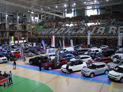 El XII salón del automóvil de Guadalajara cierra con cifra record de ventas con 160 vehículos