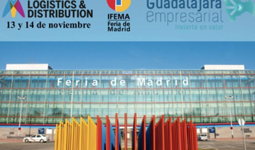 """""""Guadalajara Empresarial"""" estará presente en la feria Logistics & Distribution 2019"""