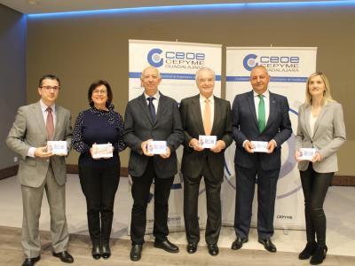 CEOE-CEPYME Guadalajara presenta la guía de empresas de Socio a Socio 2019