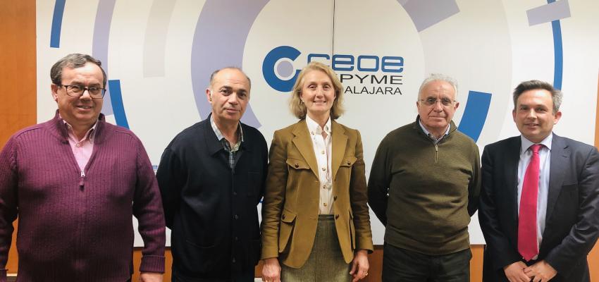 Teresa Quiles, nueva presidenta de la Asociación provincial de Talleres
