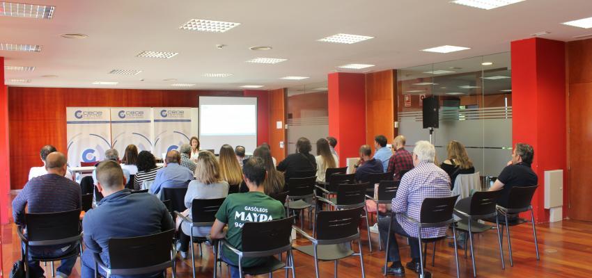 La asociación de distribuidores de gasóleo de Guadalajara (ASADIGAS) desarrolla dos jornadas formativas