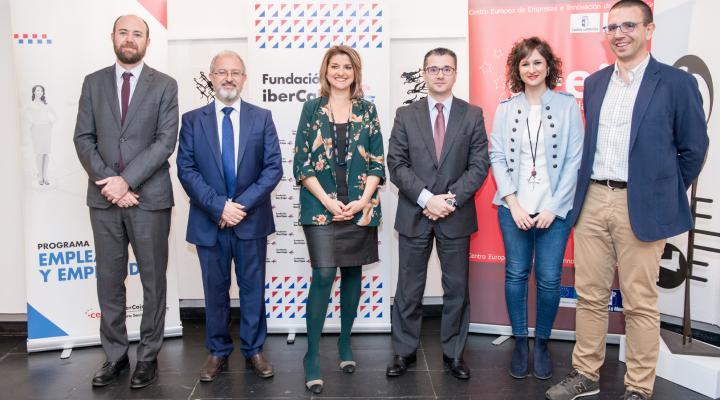 Fundación Ibercaja renueva su apoyo  para una nueva edición de Emplea-T y Emprende con CEEI Guadalajara