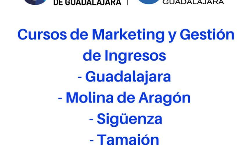 La Federación provincial de Turismo y Hostelería de Guadalajara programa cuatro nuevos cursos formativos